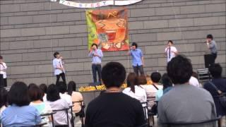 茨城大学impressive voice所属、鼻腔共鳴です! 'N Sync pop !