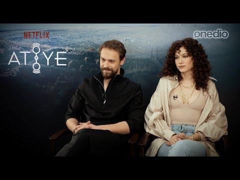 Netflix'in Yeni Dizisi Atiye'nin Oyuncuları Metin Akdülger ve Melisa Şenolsun ile Röportaj Yaptık!