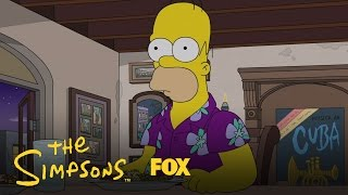 The Simpsons Fall In Love With Cuba | Season 28 Ep. 7 | THE SIMPSONS(Marge notices how much the family is enjoying Cuba. Subscribe now for more The Simpsons clips: http://fox.tv/SubscribeAnimationDomination Watch more ..., 2016-11-11T17:02:22.000Z)