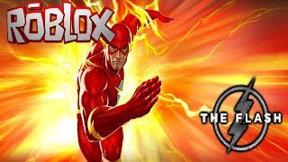 All The Speed Is Mine!!! || Roblox CW: The Flash Stream Come Join!!!!!!!