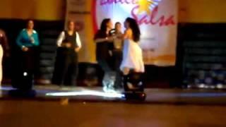 Curacao Salsa Tour 2009 Ennia Dance Competition Eduarda & Brian Barquisimeto.mp4
