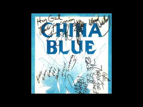 China Blue - Yesterday's Gone