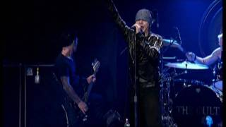 The CULT - Rise (Live From The Grand Olympic Auditorium L.A. 04.10.2001.) HQ HD