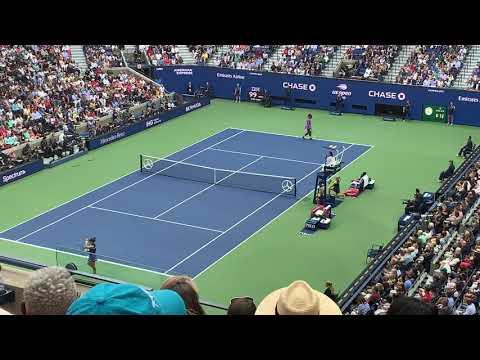 Bianca Andreescu Vs. Serena Williams (2019 US Open)