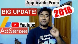 Video Big Update : From Jan 2018 - No Youtube Earnings in Adsense ! NO CTR Tension, CPC issue download MP3, 3GP, MP4, WEBM, AVI, FLV Oktober 2018