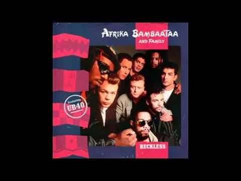 afrika bambaataa and family with ub40-reckless-the soca chant zouk mix