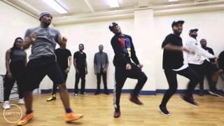 Chris Brown No Filter [Marcus Allan] [Class Choreography]