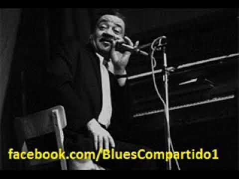 BOOGIE WOOGIE RED - American Blues Legends, Volkhaus Zurich, Switzerland. 1973