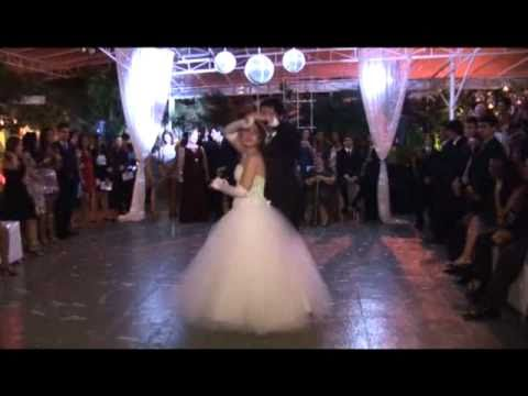 Festa de 15 anos de Isabella Luna (apresentação e valsa)