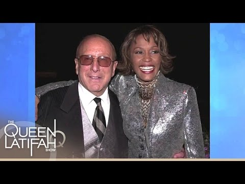 Clive Davis Remembers Whitney Houston | The Queen Latifah Show