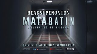 "Video Reaksi Penonton ""Mata Batin"" download MP3, 3GP, MP4, WEBM, AVI, FLV Agustus 2018"