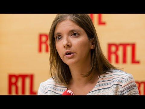 Aurore Bergé, invitée de RTL, lundi 21 août