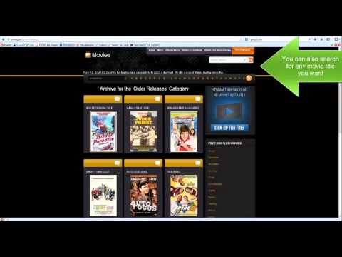 Video Websites - Find Over 10,000 Movies!