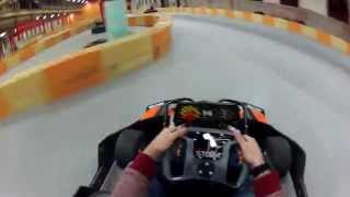 Slick Willy's Electric Indoor Go Kart Track