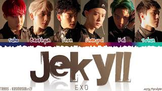 EXO JEKYLL Lyrics