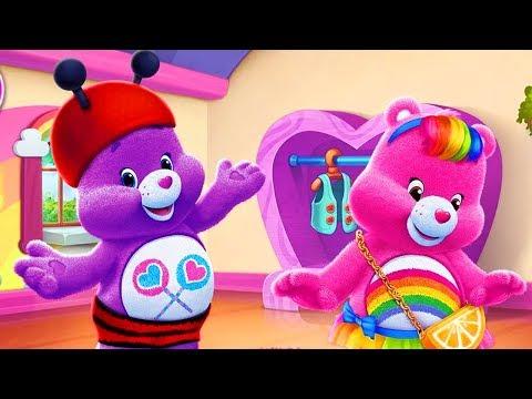Care Bears | Care Bear Music Band - Let's Make a Rainbow