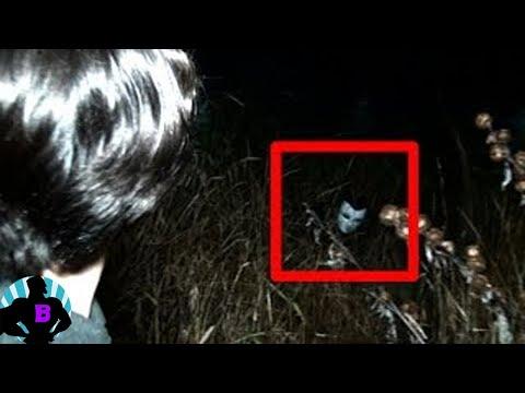 5 Cosas Paranormales Captadas En Vídeos de Youtubers Famosos Parte 9