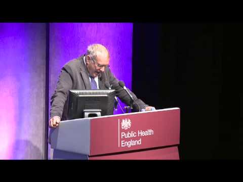 Science and society: vaccines and public health - lecture at PHE Annual Conference 2013