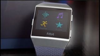 Fitbit Ionic GPS Smartwatch Unboxing and Review