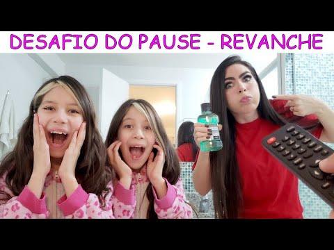 DESAFIO DO PAUSE - REVANCHE