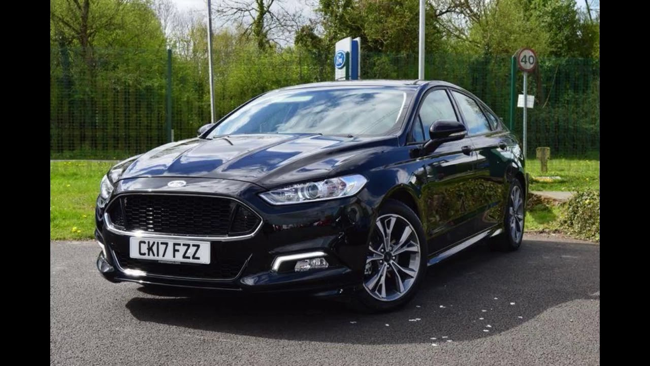 Ford Mondeo St 2017 >> Ford Mondeo St Line 2017 Review Cars Everywhere