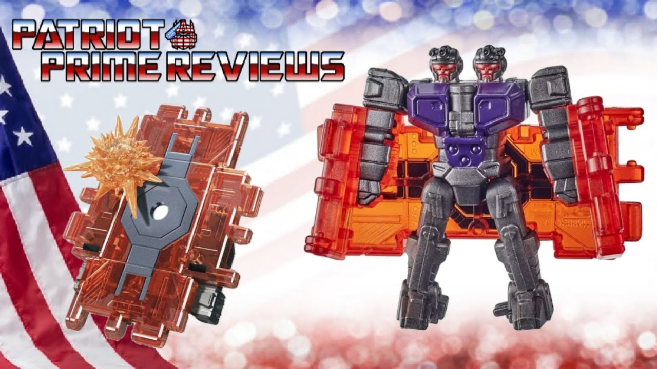 Patriot Prime Reviews Earthrise Doublecrosser