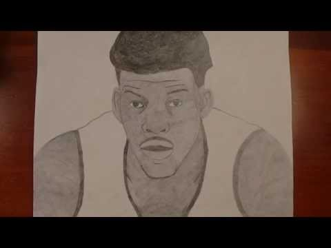 How To Draw Jimmy Butler