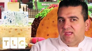Cakes Disguised As Other Food! | Cake Boss