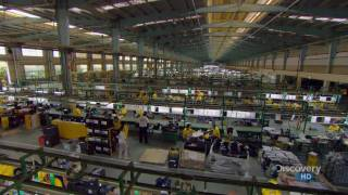 Factory City: EUPA . Documentary China labors and the largest factory in the world