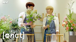 Rhythm~🎶 Becoming a Florist with MK 💐 | Johnny's Communication Center (JCC) Ep.23