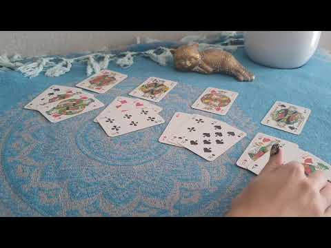Гадание на 52 картах на короля гадание на картах i виртуальные