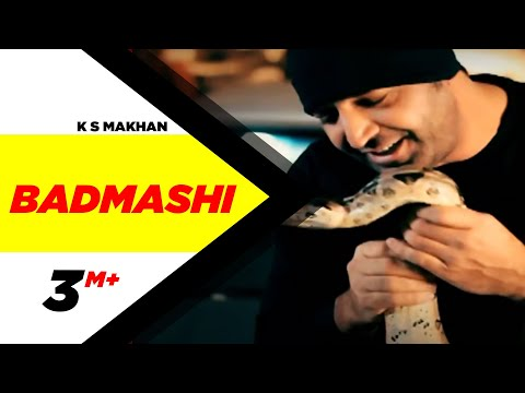 Badmashi K S Makhan Brand New Punjabi Songs HD | Punjabi Songs | Speed Records