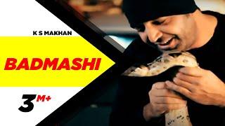 Badmashi K S Makhan Brand New Punjabi Songs HD | Punjabi Songs | Speed Records