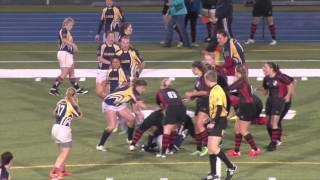 Women's Rugby 10/24/15