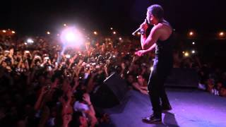 Yo Yo Honey Singh with Mafia Mundeer @ COER, Roorkee