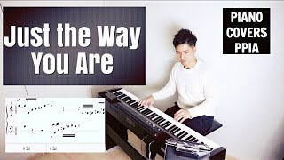 Just the Way You Are- Bruno Mars-PianoCoversPPIA thumbnail