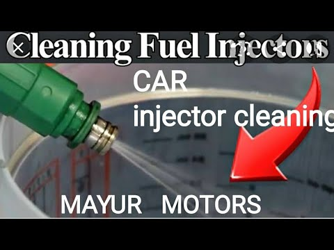 fuel injector cleaning . hindi