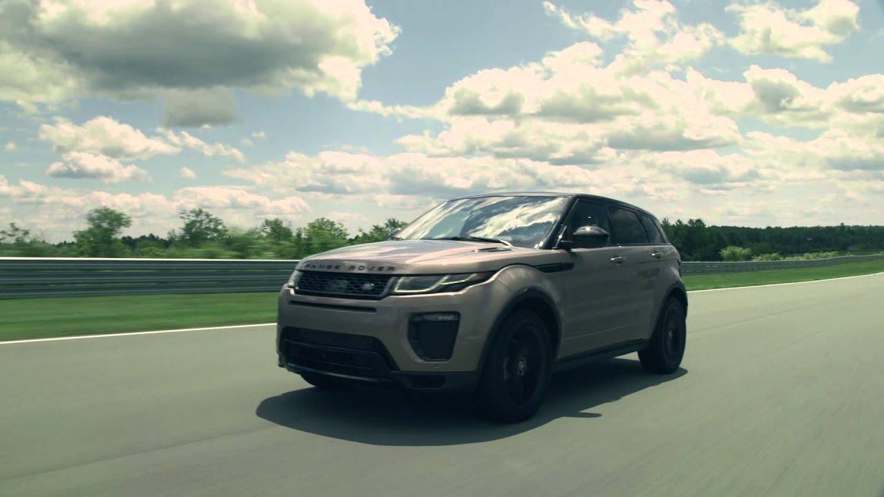 2016 Range Rover Evoque In The Driver s Seat with Adam Ferrara