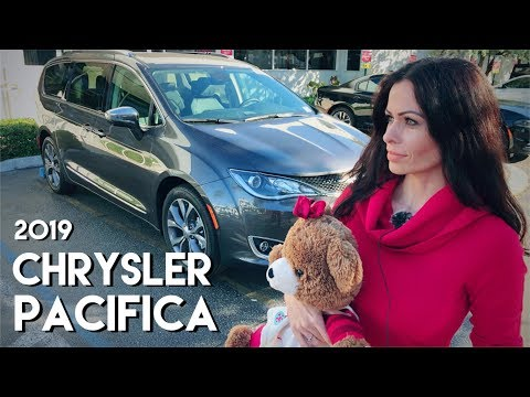 Chrysler PACIFICA 2019 Limited: pra passar o NATAL com a família!!!