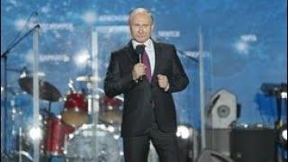 Концерт, посвященный пятой годовщине воссоединения Крыма с Россией. Прямая трансляция