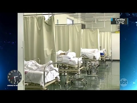 Bandidos aplicam golpe do 'falso médico' em famílias de pacientes | SBT Notícias (23/10/17)