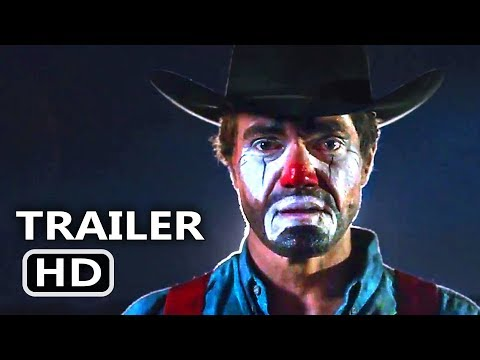POOR BOY Official Trailer (2018) Michael Shannon Clown Movie HD