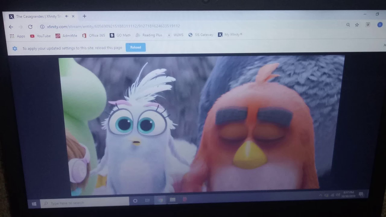 The Angry birds movie 2 now on digital this Halloween 😠🐦🎃 - YouTube
