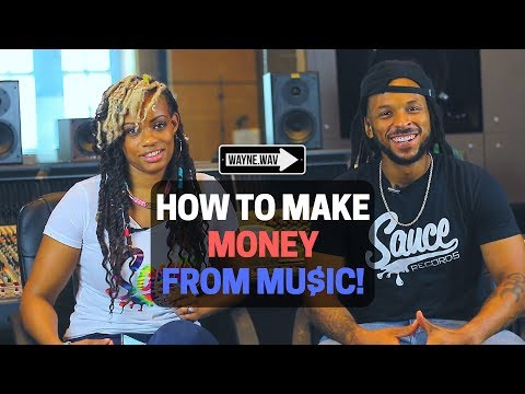 How To Make Money in the Music Industry in 2018 | Sponsored by DistroKid Mp3