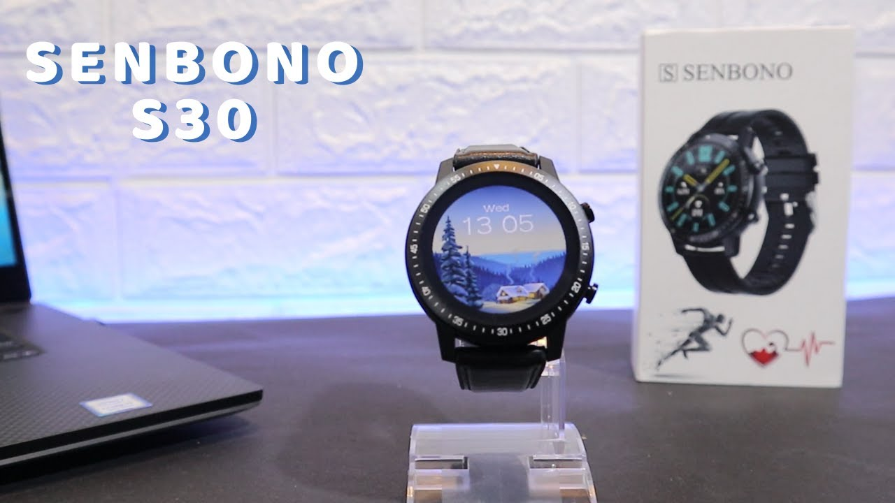 Download Senbono S30 Unbox