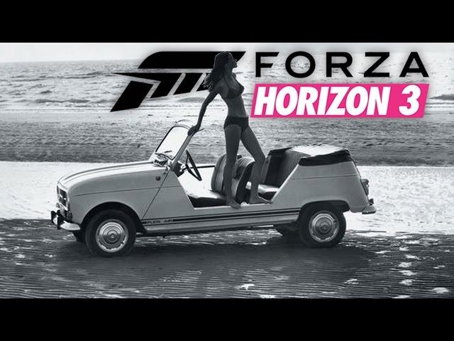 [Replay] Découverte en live - Forza Horizon 3