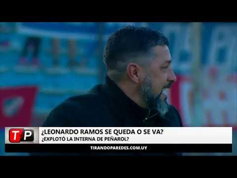 ¿Ramos se queda o se va de Peñarol?