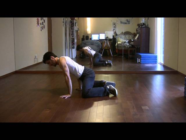 How to Breakdance | Freeze Tutorial