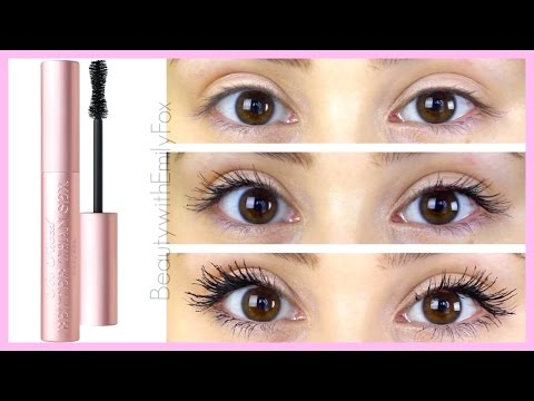First Impression: Too Faced Better Than Sex Mascara Review - 동영상