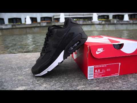 Zhenskie Nike Air Max Black Anthracite Metallic Silver